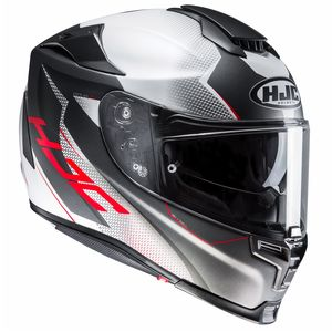 Casque RPHA 70 - GADIVO  Blanc/Rouge