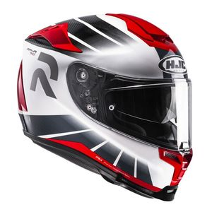 Casque RPHA 70 - OCTAR  Blanc/Rouge