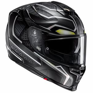 Casque Hjc Rpha 70 - Black Panther Marvel