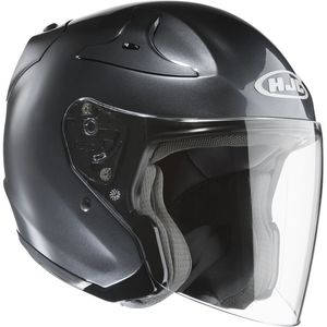 Casque Hjc Rpha Jet - Metal