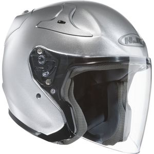 Casque RPHA JET - METAL  Silver