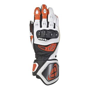 Gants RS GENIUS 2  Noir/Blanc/Orange