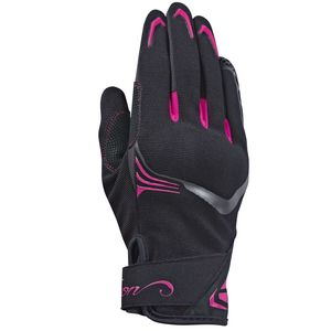 Gants RS LIFT 2.0 LADY  Noir/Blanc/Fuschia