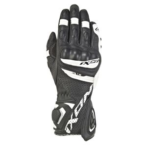 Gants RS TEMPO AIR LADY  Noir/Blanc