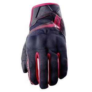 Gants RS3  Black Red