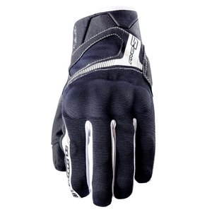 Gants RS3  Black White