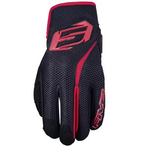 Gants RS5 AIR  Black Red