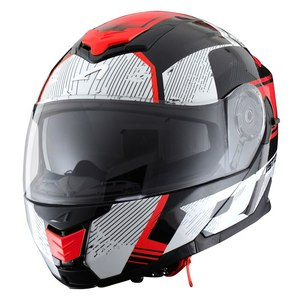 Casque RT 1200 VIP ROUGE FLUO  Rouge Fluo