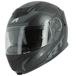 Casque RT 1200 - WORKS  Noir/Gris