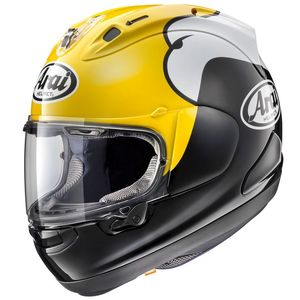 Casque Arai Rx7-v Roberts Yellow