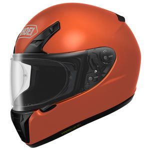 Casque RYD - METAL  Tangerine Orange