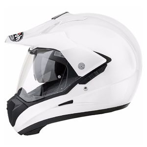 Casque S5 - COLOR 2017 - WHITE  Blanc