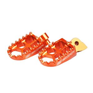Repose-pieds Evolution Orange