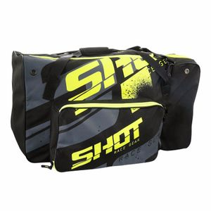 Sac De Rangement Shot Sport Bag - Black Neon Yellow