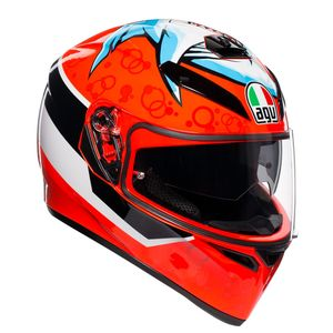 Casque Agv K-3 Sv - Attack