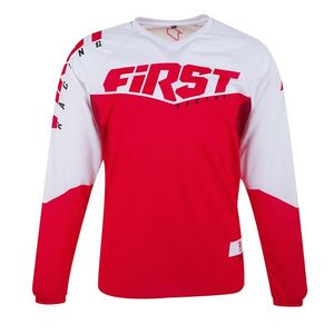 Maillot cross SCAN RACE - WHITE RED 2021 White Red