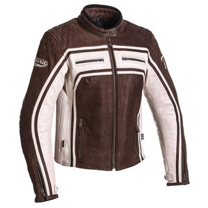 Blouson LADY JONES  Marron/Mastic