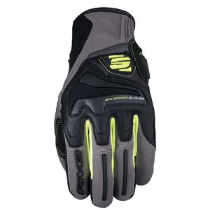 Gants RS4 - FLUO  Fluo Yellow