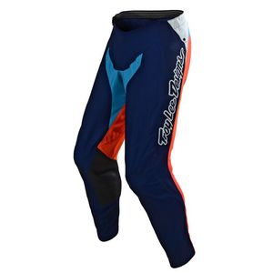 Pantalon cross SE PRO NEPTUNE BLEU/ORANGE 2019 Bleu/Orange