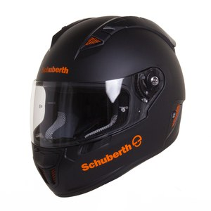 Casque SR1 STEALTH  Orange