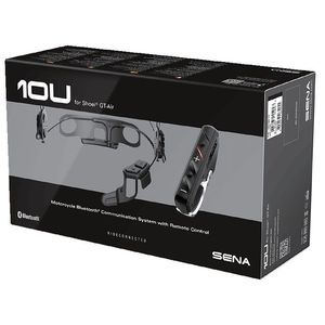 Intercom 10U - POUR SHOEI GT-AIR