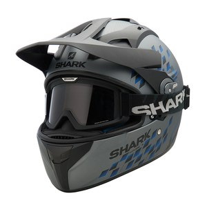 Casque Shark Explore-r Arachneus Mat