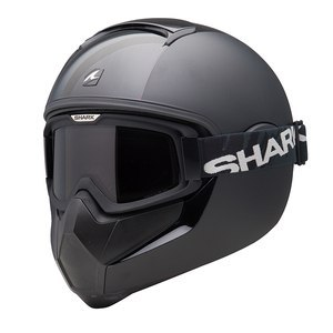 Casque Shark Vancore Dual Black