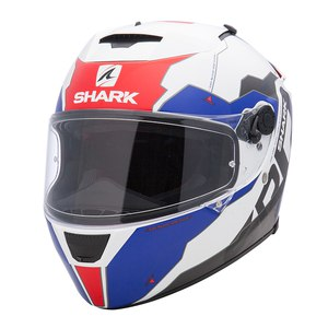Casque SPEED-R 2 MAX VISION SAUER II  WBR