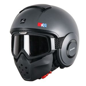 Casque Shark Drak United - Mat Special