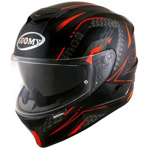 Casque STELLAR - SHADE  Black Red