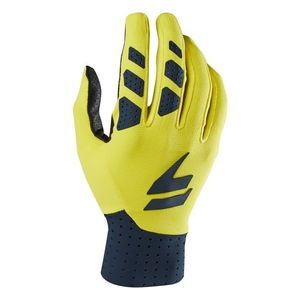 Gants cross 3LUE AIR LIMITED EDITION 2018 Bleu/Jaune