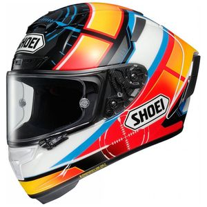 Casque Shoei X-spirit 3 - De Angelis - Tc-1
