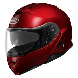 Casque NEOTEC II METAL  Rouge