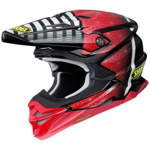 Casque cross VFX-WR BLAZON BLACK RED WHITE TC-1 2019 Noir/Rouge/Blanc