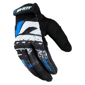 Gants Shot Drift - Blue