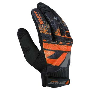 Gants Shot Drift - Neon Orange
