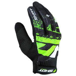 Gants Shot Drift - Neon Green