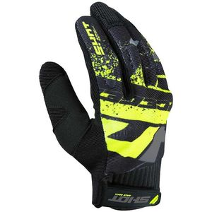 Gants Shot Drift - Neon Yellow