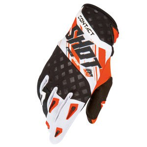 Gants cross CONTACT GENESIS GLOVE ORANGE  2016 Orange