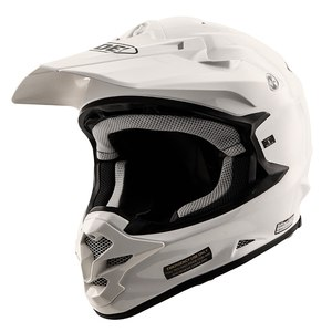 Casque cross VFX-W - UNI 2018 Blanc