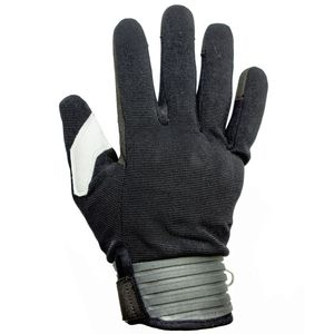 Gants SIMPLE  Noir/Gris