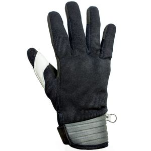 Gants SIMPLE LADY  Noir/Gris