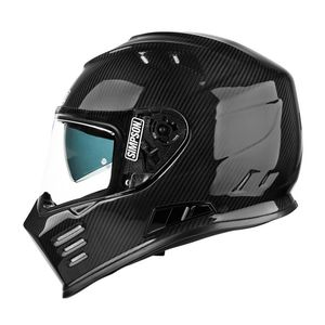Casque Simpson Venom Carbon