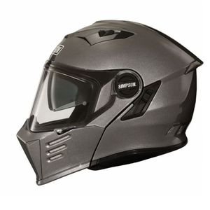 Casque DARKSOME - SOLID  Gunmetal