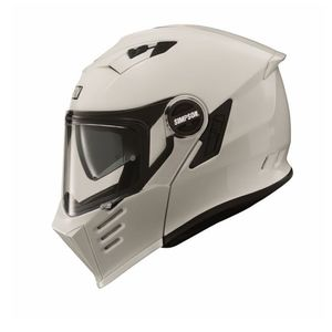 Casque DARKSOME - SOLID  White