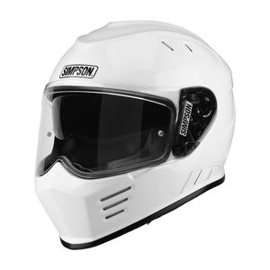 Casque Simpson Venom Solid