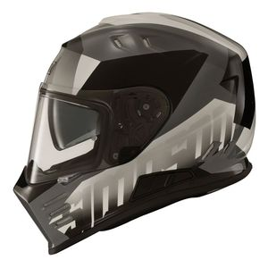 Casque SIMPSON - VENOM - ARMY  White