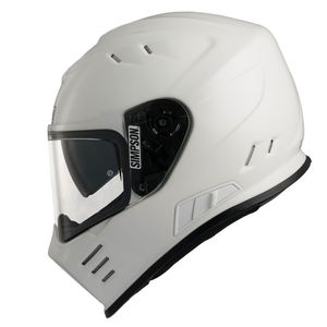 Casque VENOM - GHOST SOLID  White