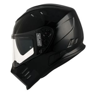 Casque VENOM - GHOST SOLID  Black