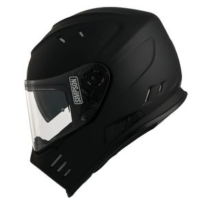 Casque VENOM - GHOST SOLID  Matt black